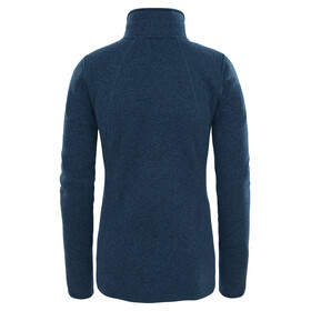 The North Face W's Crescent Fleece Jacket Ink Blue Heather